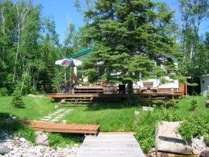 moose lake cottage