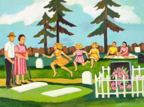 Family by Joanne Gullachsen