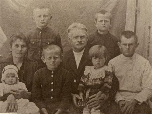 the enns family
