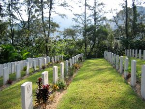 canadian graves sai wan war cemetery hong kong