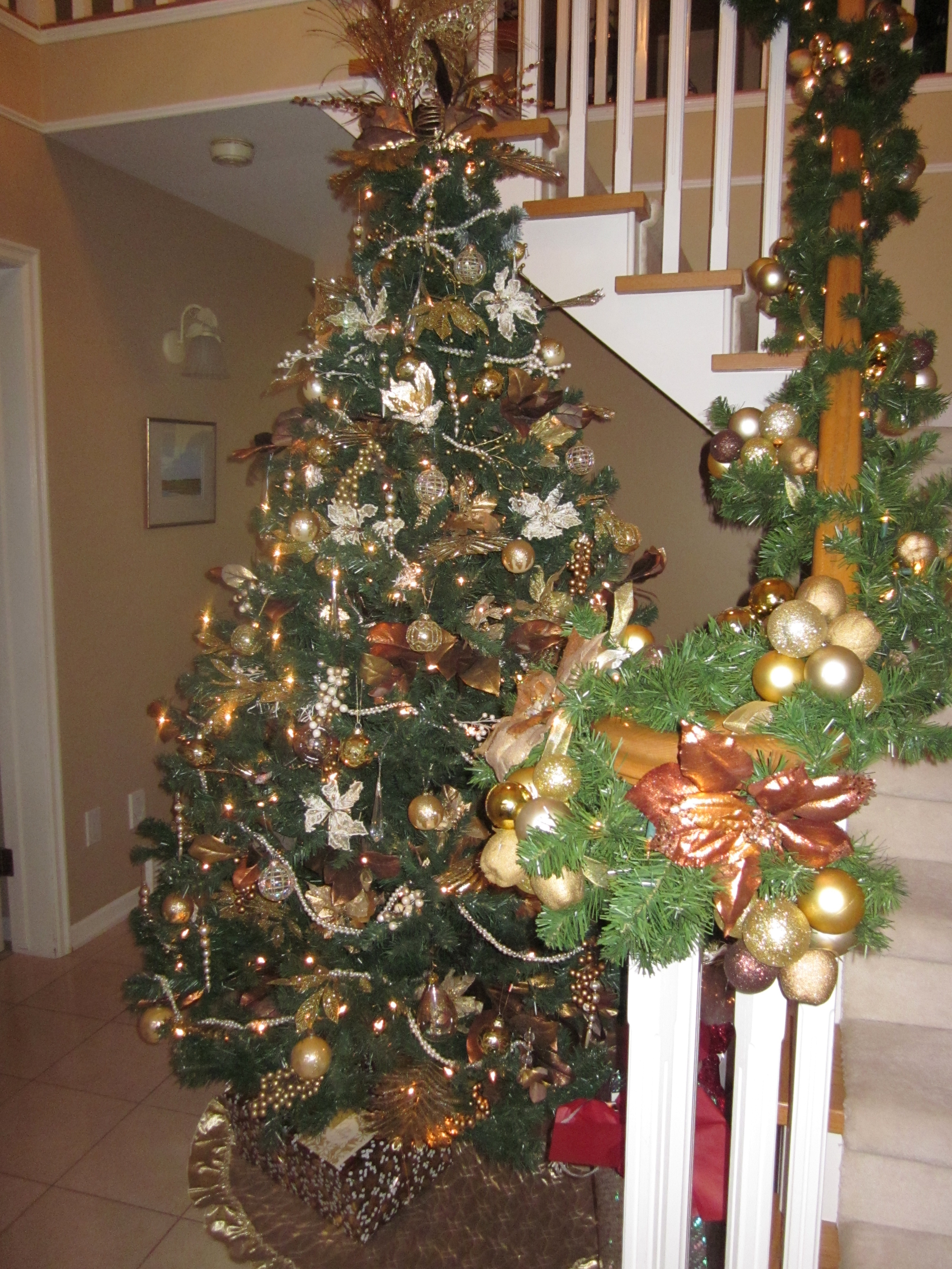Decorating Home For Christmas decor my house games - house interior