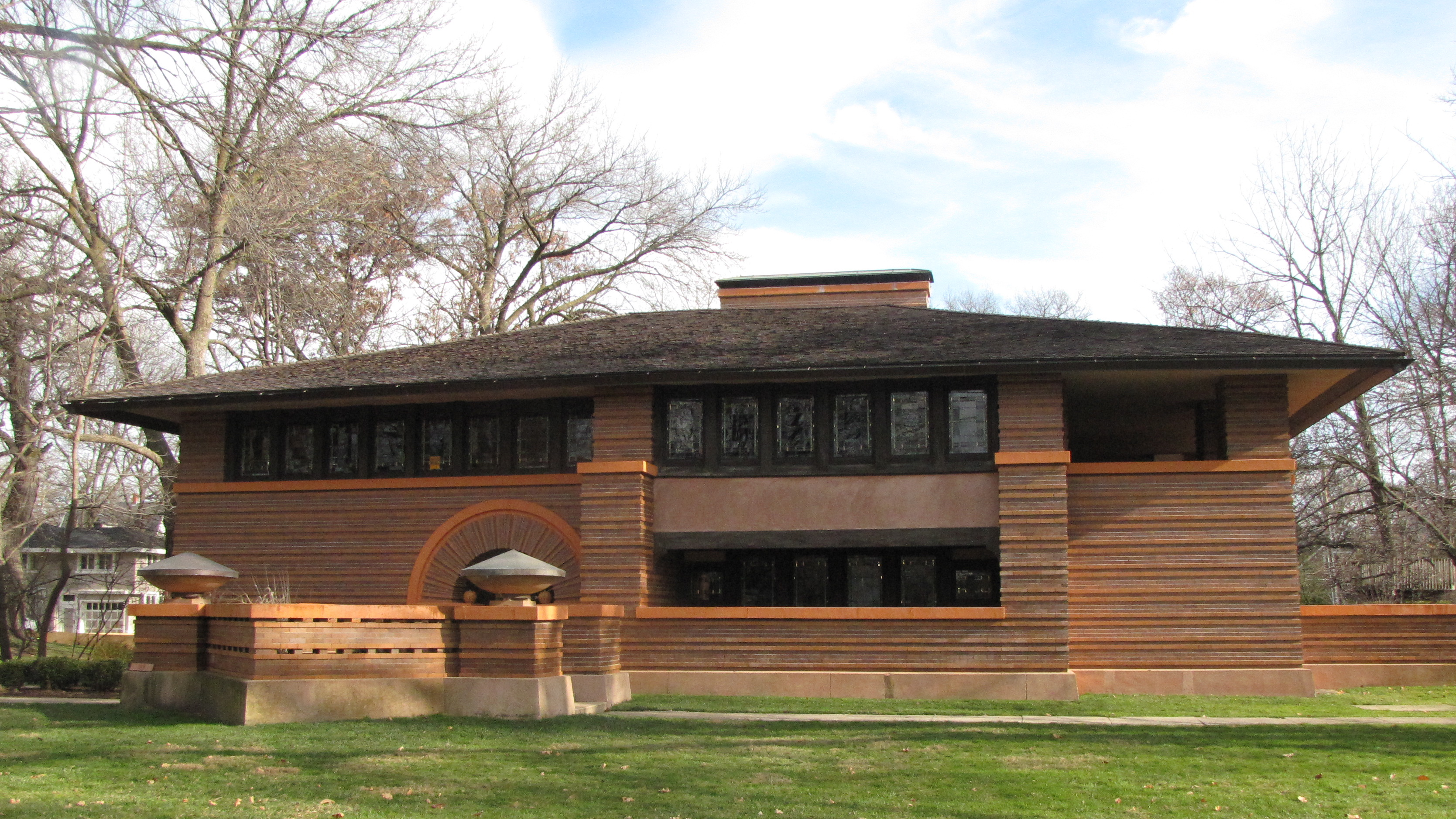 Frank lloyd wright what next for Frank loyd wright house