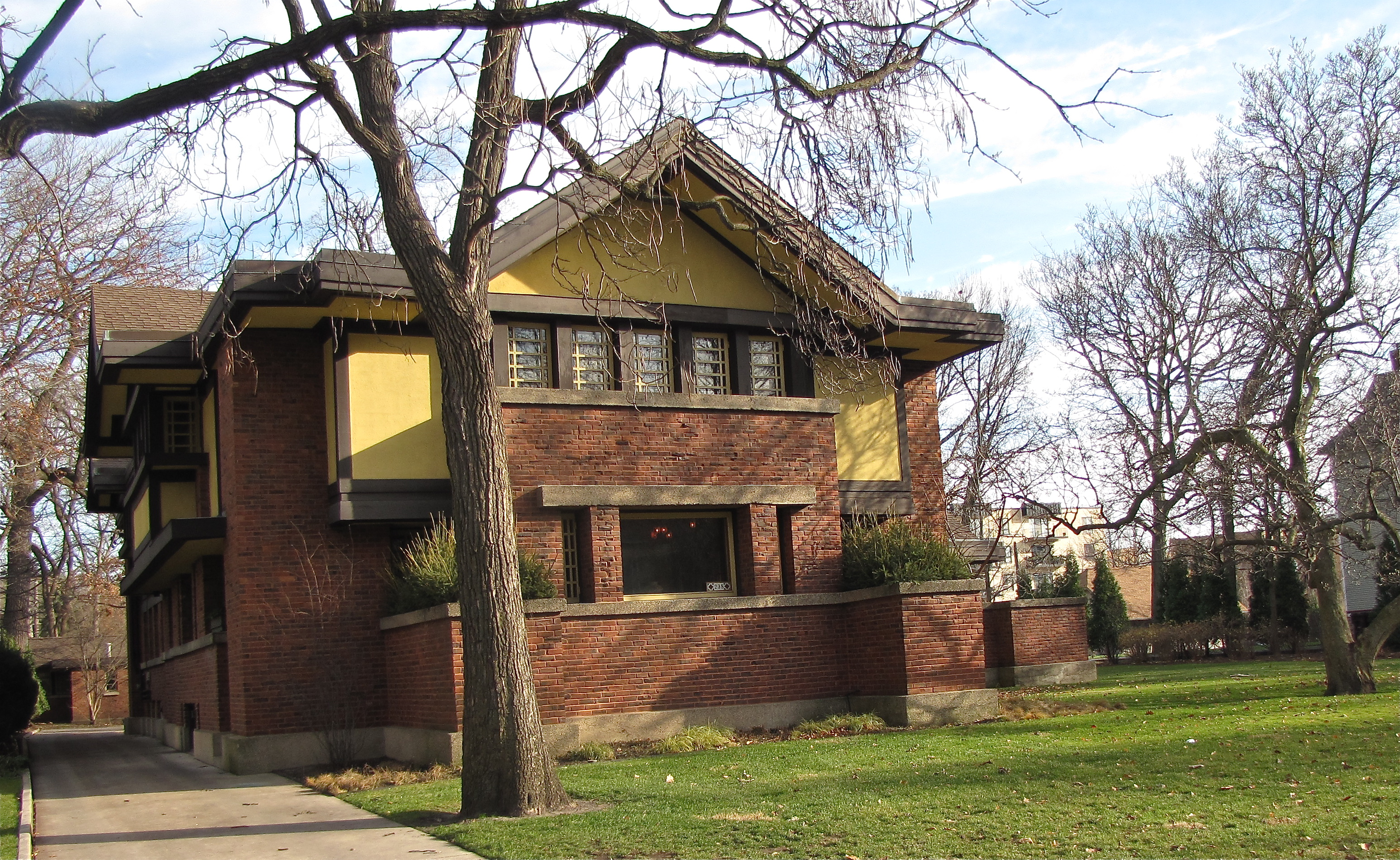 Frank lloyd wright what next for Franks homes