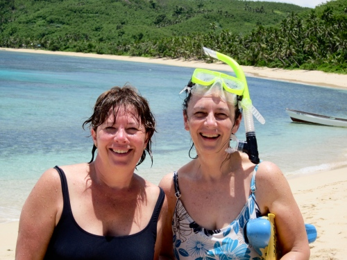 january- with kaaren in fiji