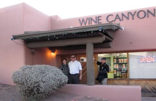 wine canyon store