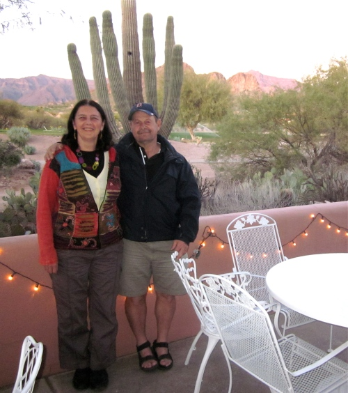 dave and marylou gold canyon