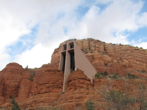 church of the holy cross sedona
