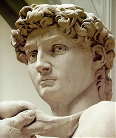 a look into the life of michelangelo and statue of david Michelangelo's david brought to life (photoshop reconstruction)  what would he look like here's the answer category  54 amazing color photos of life in america during the 1950s.