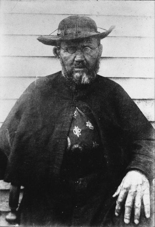father damien just before his death public domain