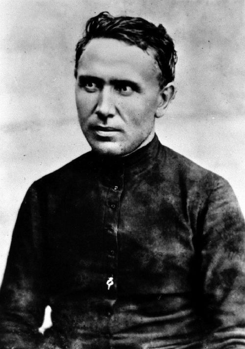 father damien public domain