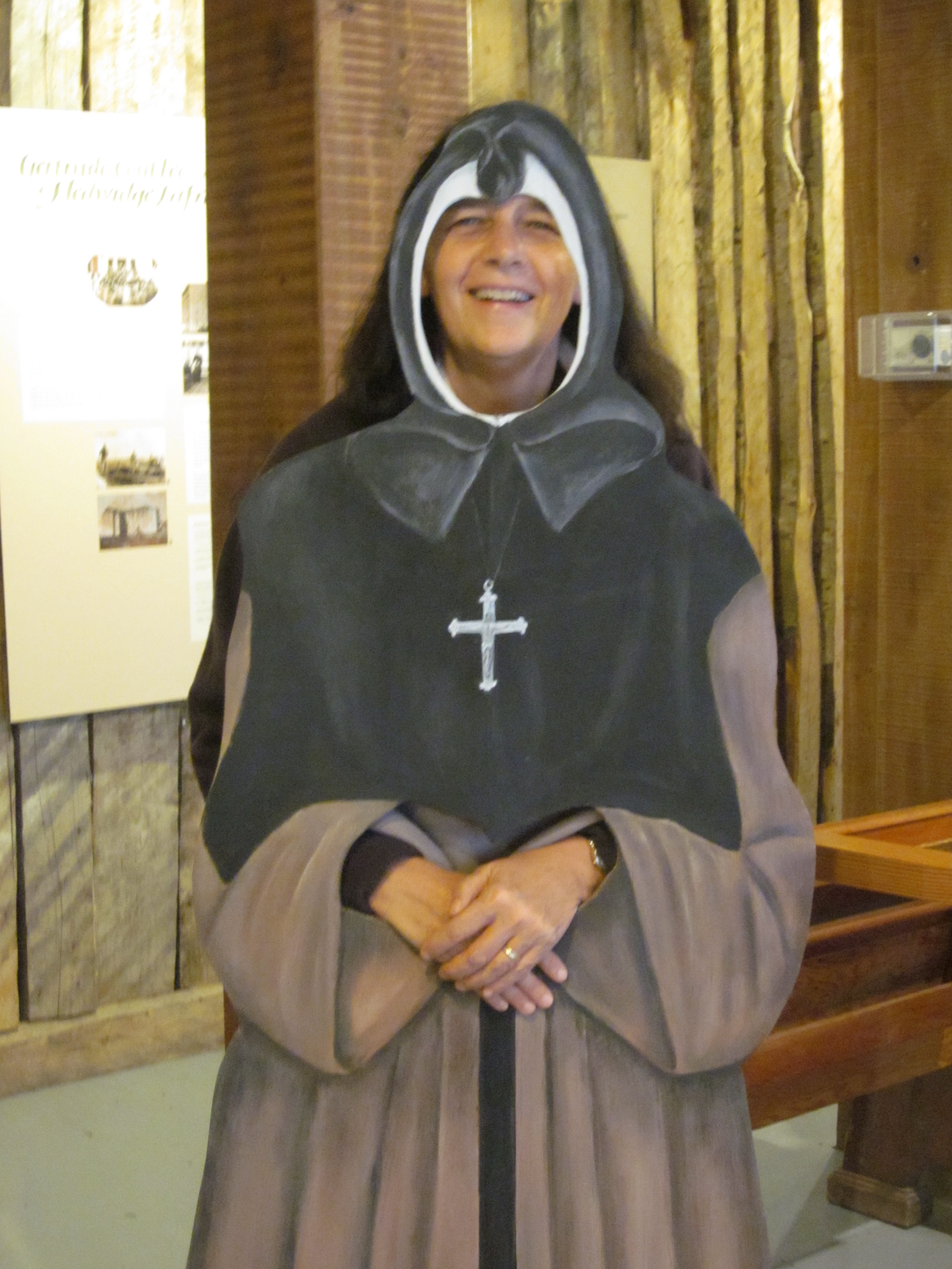could i have been a grey nun? | what next?