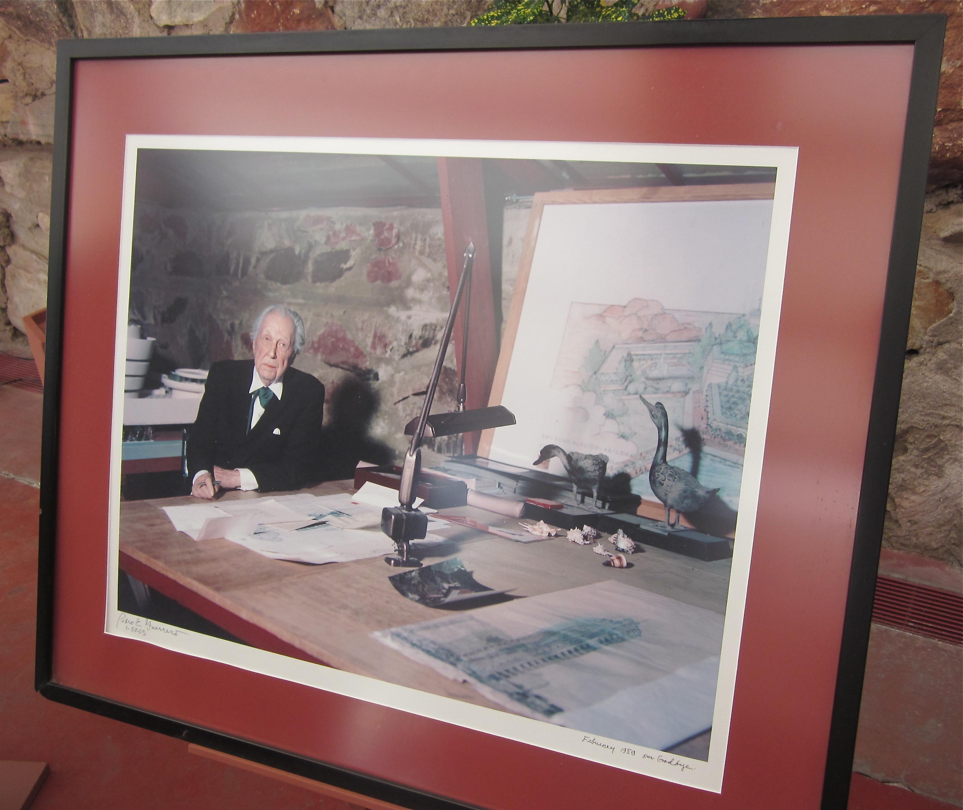 Frank Lloyd Wright What Next
