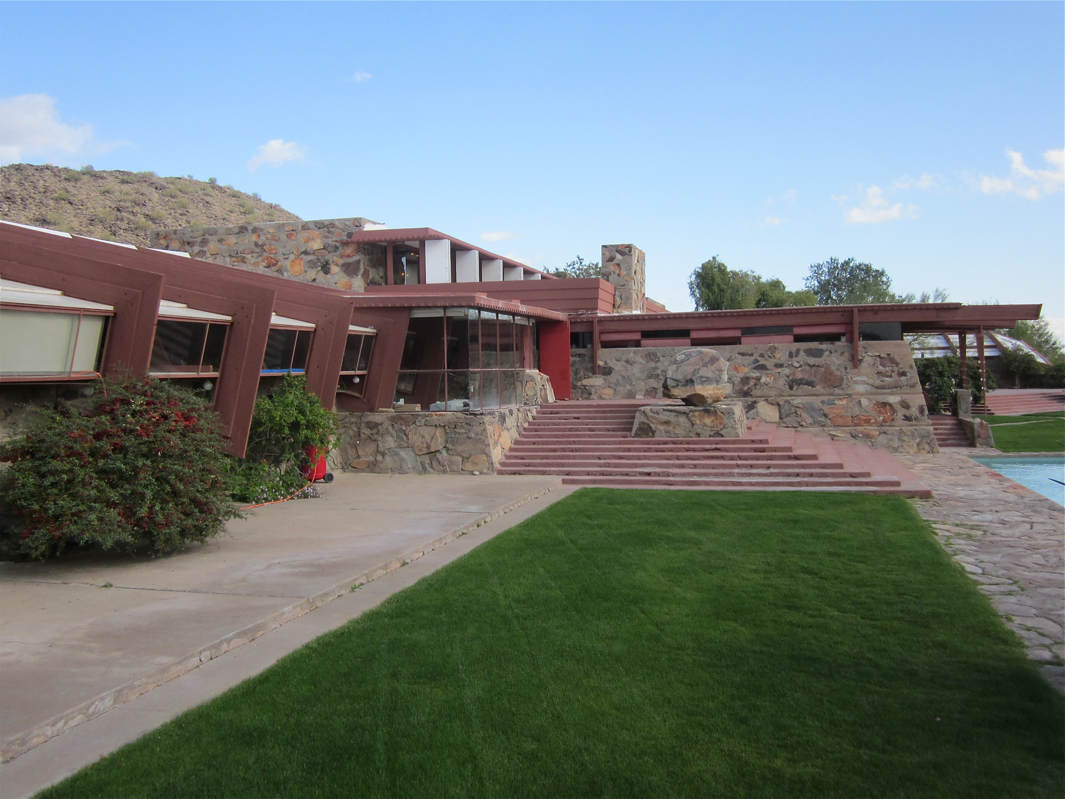 Taliesin West-Frank Lloyd Wright in Arizona | What Next?