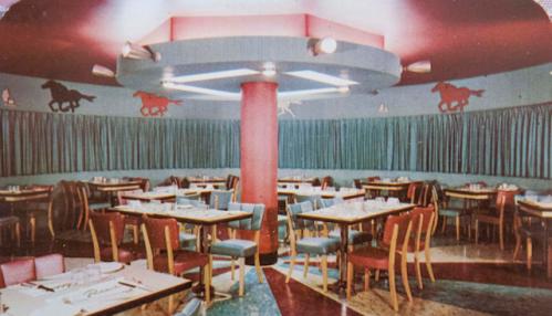 diningroom paddock restaurant