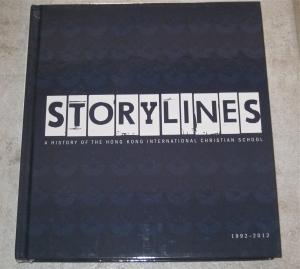 storylines- ics history book