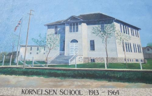 kornelson school mural- steinbach - davey penner