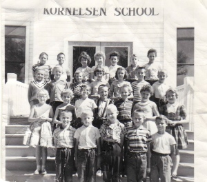 Miss Toews' Grade Four Class at Kornelson School