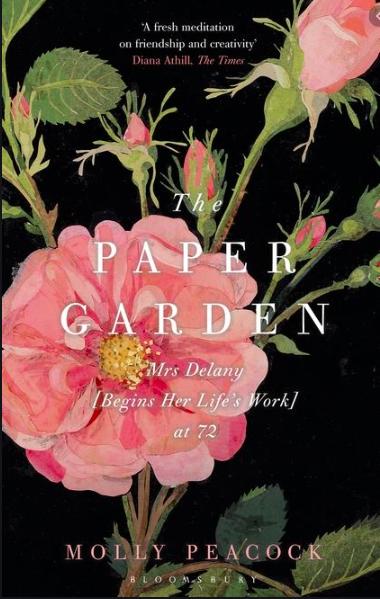 paper garden by molly peacock