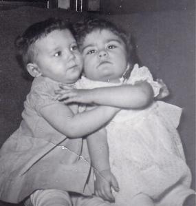 two loving cousins