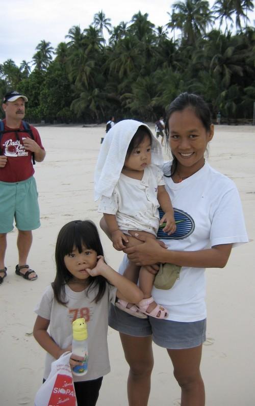 dee dee snorkel guide in boracay philippines