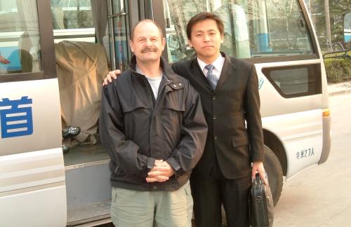 tour guide in beijing