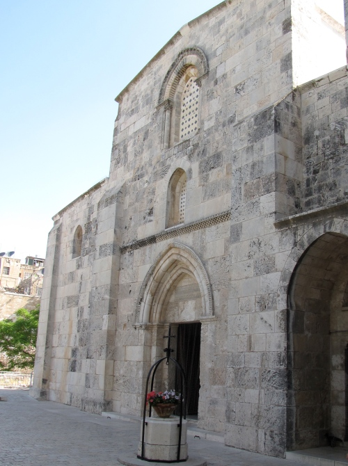ste. anne's church jerusalem