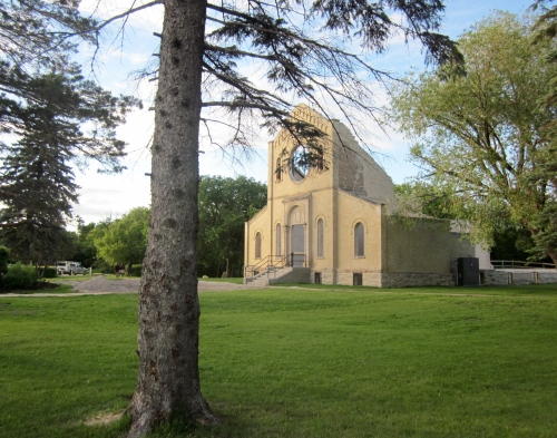 Trappist Monastery Provincial Heritage Park St. Norbert