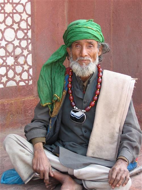 blind beggar in jaipur