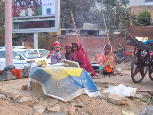 gypsy beggars in jaipur
