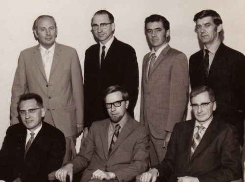 bethesda hospital doctors 1960's