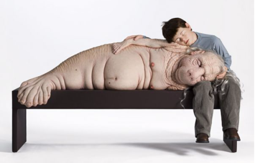 the long awaited by Patricia Piccinini