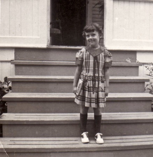 first day of school 1959