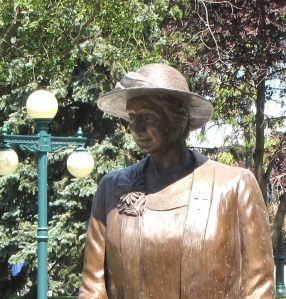 emily murphy famous five manitoba legislative grounds