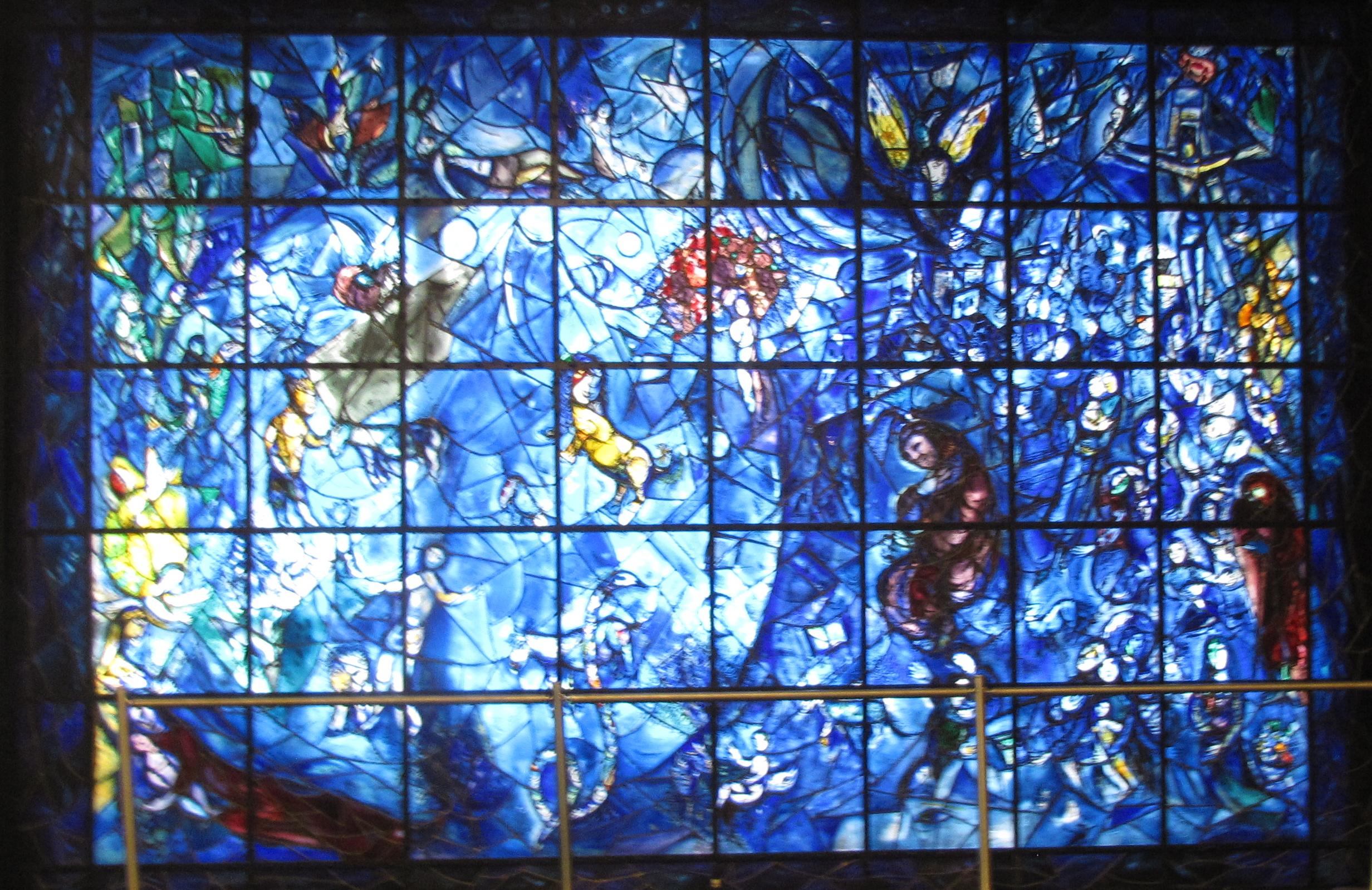 De Ja Vu at the United Nations | What Next? Chagall Mainz