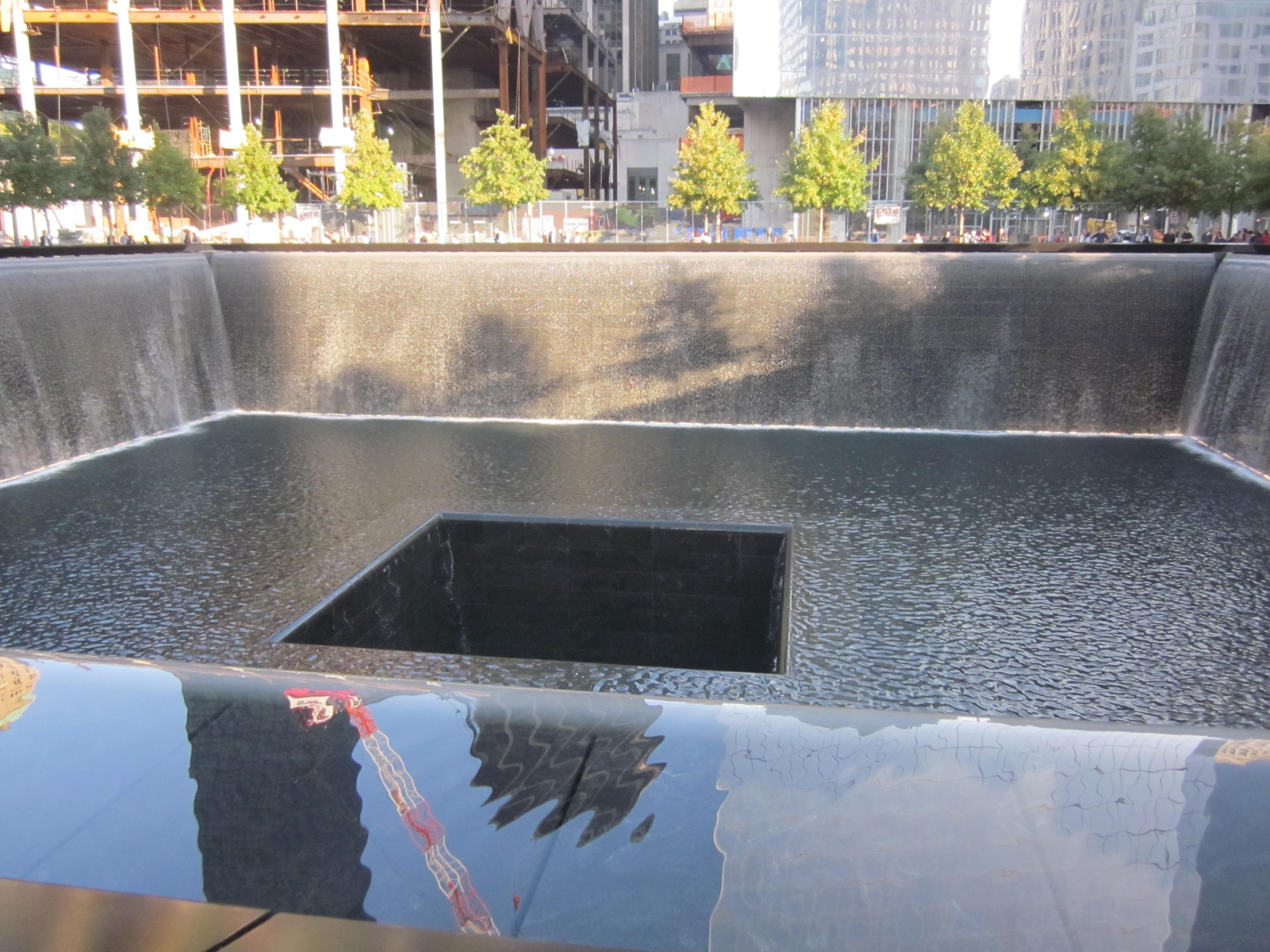 Harlem what next - Ground zero pools ...