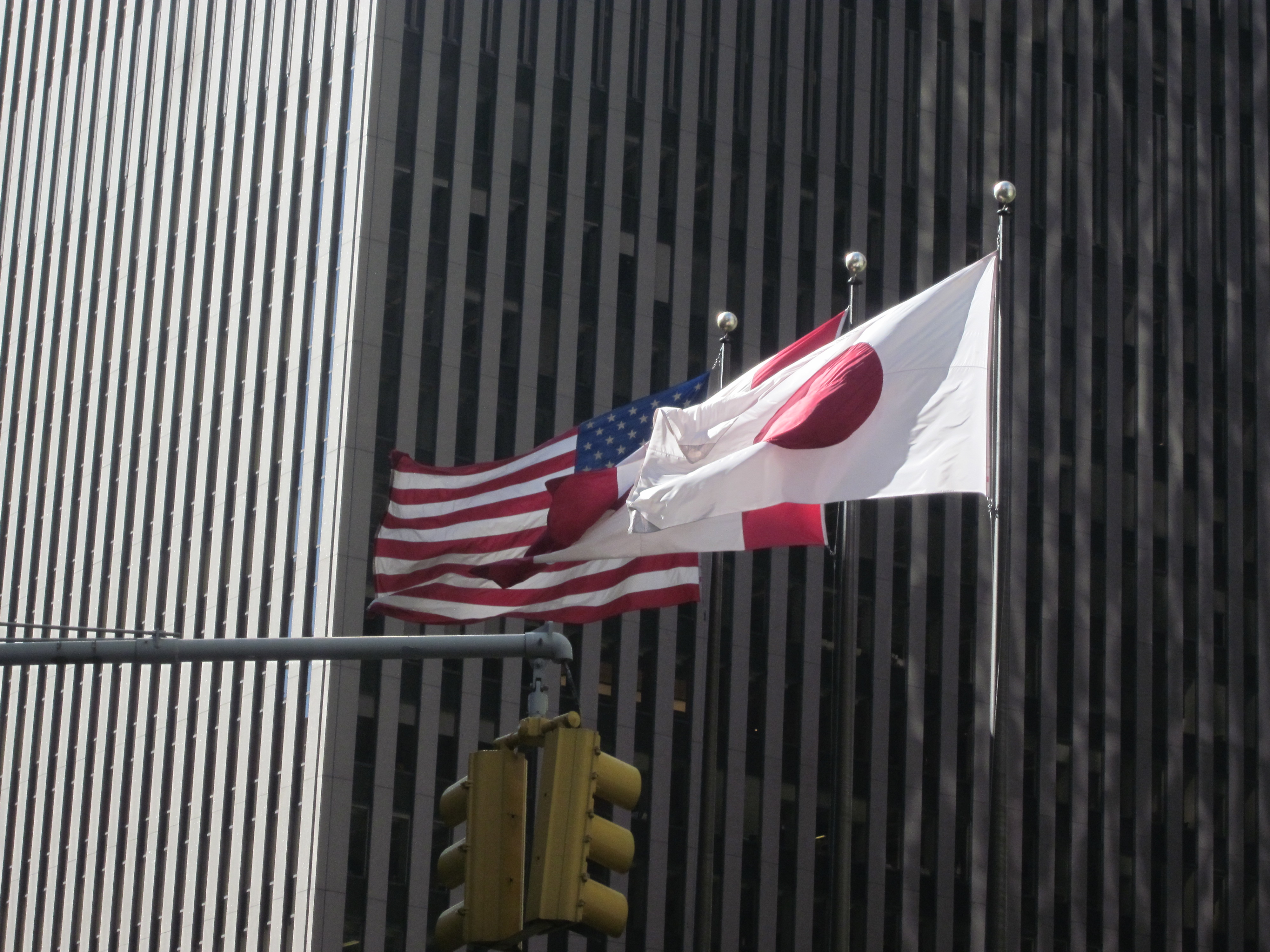 sightings of the american flag in new york city what next