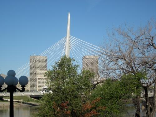 Provencher Bridge- MaryLou Driedger