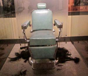 barber chair heard musuem