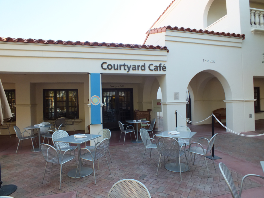 Phoenix Art Museum Cafe Menu