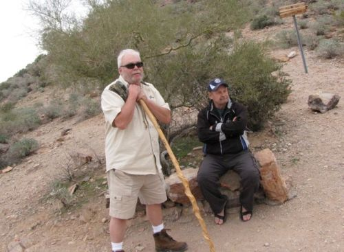 fellow travelers on silly mountain