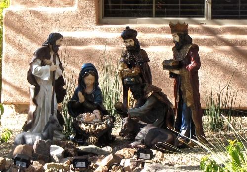 nativity scene in arizona