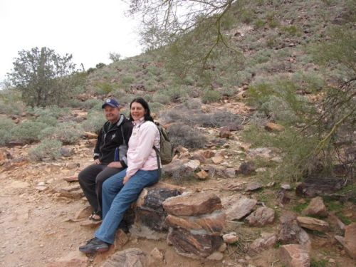 on silly moutain gold canyon arizona