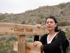 the crest trail