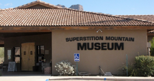 superstition mountain museum gold canyon arizona