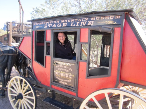 stage coach superstition mountain museum