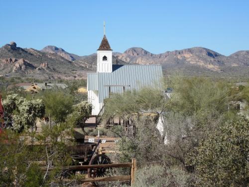 elvis chapel superstition mountain museum arizona