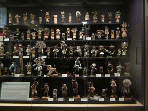 goldwater kachina collection heard musuem