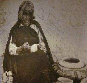 nampeyo first hopi pottery