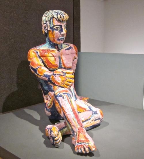 Nude Man by Viola Frey