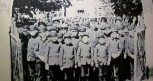 military uniforms at residential schools heard museum